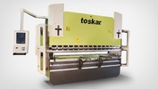 TOSKAR EasyFab 31.120 с ЧПУ Cybelec DNC60