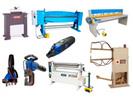 Электромеханическое оборудование для производства прямоугольных воздуховодов (вентиляции)