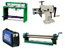 Комплект ручного оборудования для производства круглых дымоходов